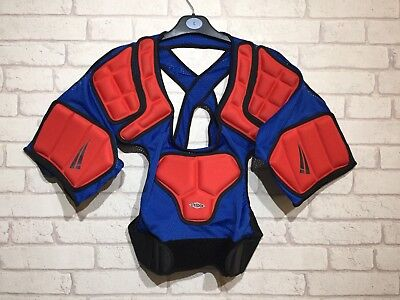 Steeden The Bull Shoulder Pads - Rubgy League - Brand New - Extra Large