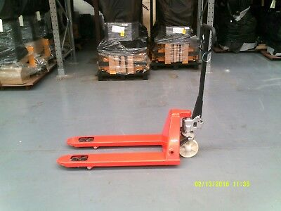 Brand New but Scratched PTW Pallet Truck PT-03 2.5T 1000mm x 550mm