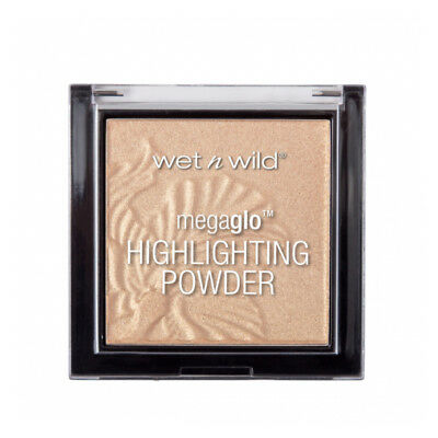 WET N WILD MegaGlo Highlighting Powder - Golden Flower Crown (Free Ship)