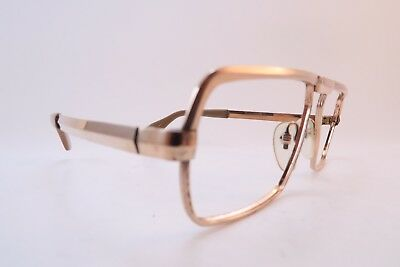 Vintage gold filled eyeglasses frames Neostyle Germany 54-16. 125