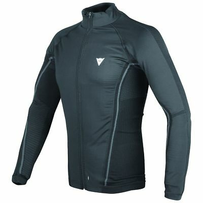 Dainese D-Core No Wind Thermo Long Base Layer Shirt Black/Anthracite