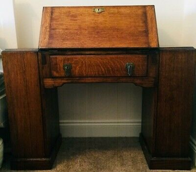 antique writing desk bureau