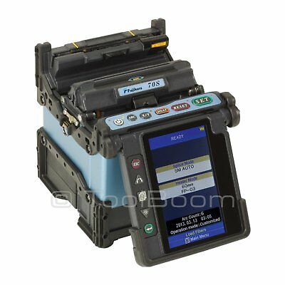Fujikura 70S Fiber Optic Fusion Splicer without Fiber Optic Cleaver