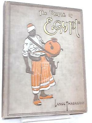 The People of Egypt Gordon Home (intro) 1910 Book 78069