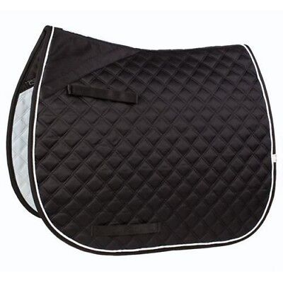 Lettia CoolMax ProSeries Dressage Saddle Pad with Padded Wither Relief