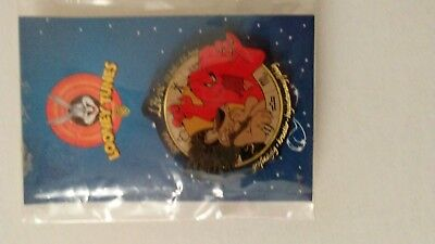 Looney Tunes gossamer / Leo pin. Brand new in original packaging, never opened.