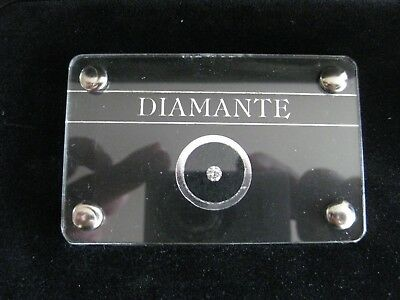 Diamante Naturale 0.835 Ct Diamond Natural Si1/k