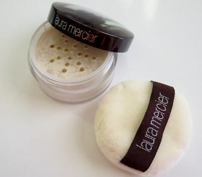 Genuine Laura Mercier Translucent Setting Powder 3g Premium Sample