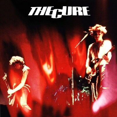 THE CURE Temptation - LP / Red Vinyl - Limited 100 + Poster - Demo 81 - 83