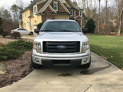 """2010 Ford F-150 STX TX- 110k miles, drives and runs great, 20"""" aftermarket wheels, solid truck"""