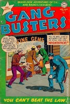Gang Busters #33 1953 FR/GD 1.5