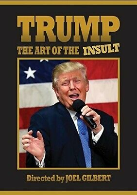 Trump: Art Of The Insult (REGION 1 DVD New)