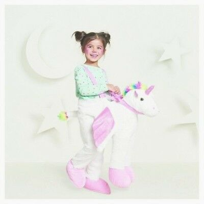 Hyde and Eek Boutique Toddler Unicorn Costume One Size Fits Most NEW!