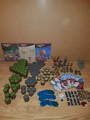 Heroscape Rise of the Valkyrie Master Set *Complete*