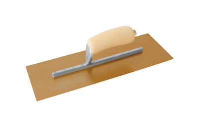 MARSHALLTOWN The Premier Line 4665DFL 13-Inch by 5-Inch DuraFlex Trowel with Lon