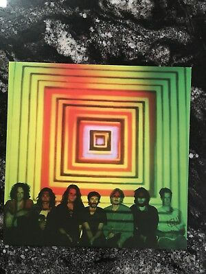 King Gizzard And The Lizard Wizard Float along/fill Your Lungs