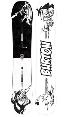 Burton X Mad Magazine Spy Vs Spy 2018 Snowboard Mens