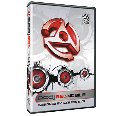 PCDJ Dex 3 RE Latest Version DJ and Karaoke Software for PC or Mac Red Mobile