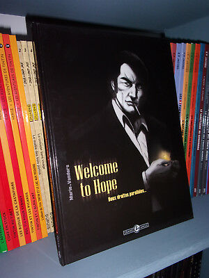 Welcome to Hope, Tome 1 Deux droites parallèles - BD Polar - COMME NEUF