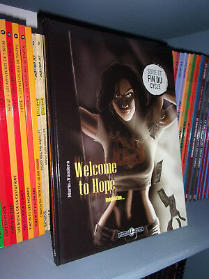 Welcome to Hope, Tome 2 La somme des côtés - BD Polar - COMME NEUF