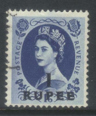 Muscat 1960-1961 Surch Sg91 Used Cat £11