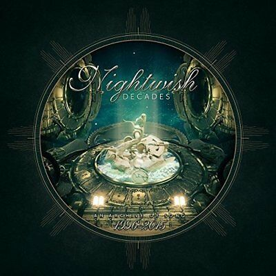 Nightwish Decades 2 Cd Limited Edition - New Release March 2018