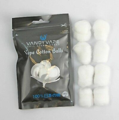 Cotton Balls (Vaping Cotton) by Vandy Vape
