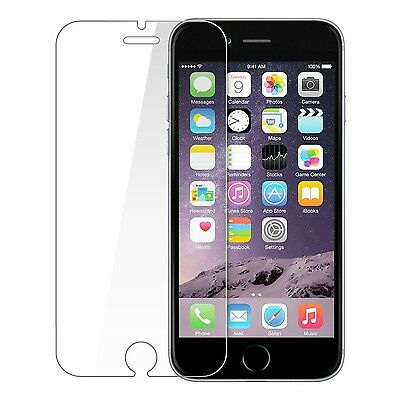 iPhone 5 / 5C / 5S / 5SE Premium Tempered Glass Screen Protector 9H 0.26mm 3D
