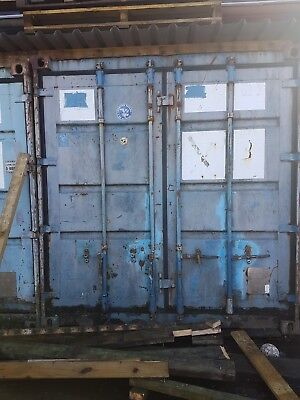 20ft Shipping container storage
