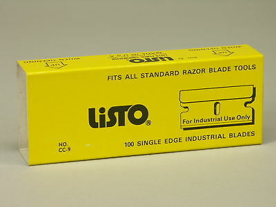 Listo Pencil Company - Refill for Carton Cutters (Box of 100)