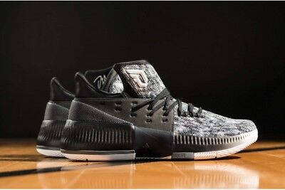 17844a37928e New Mens Adidas D Lillard 3 Sneakers By3760-Shoes-Basketball-Multiple Sizes