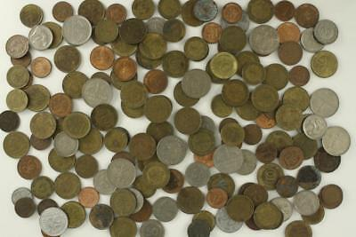 Vintage WORLD Coin Lot Mixed Dates GERMANY WWII Pre & Post Eras Republic