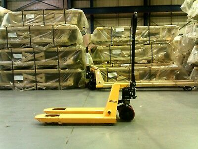 Brand New but Scratched Printers Pallet Truck PT-01 800mm x 450mm