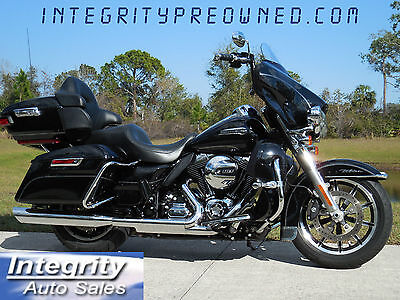 2016 Harley-Davidson Touring  2016 Harley Davidson Ultra Low FLHTCUL Only 4k Miles ON SALE NOW!!!