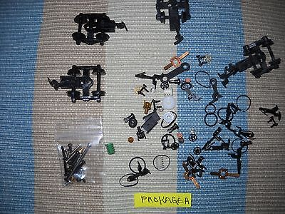 "Model Power ""ho"" Scale Train Special Parts Package Deals (New)"