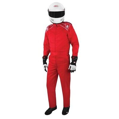 Bell Racing Suit Pro Drive II Single Layer 1-Piece SFI 3.2A/1 Rated