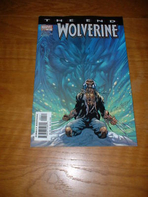Wolverine The End 4 (Of 6). Nm Cond. Aug 2004.