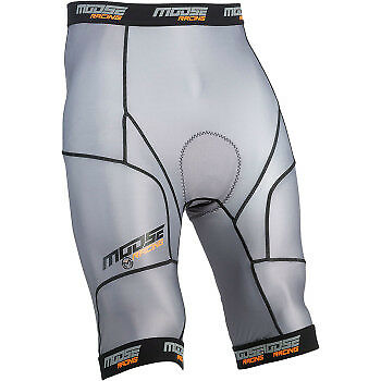 Moose Racing XC1 Base Short Gray