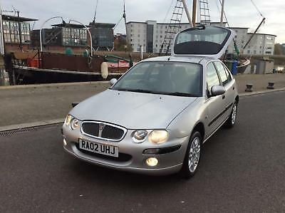 Rover 25 1.6 Stepspeed CVT iL 56000 MILES FULL SERVICE HISTORY AUTOMATIC