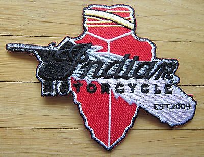 Aufnäher / Aufbügler/ Patch: INDIAN MOTORCYCLE C - Rar!