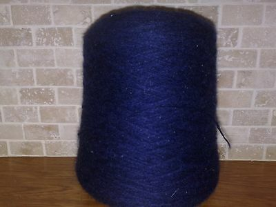 1 cone of 4ply navy blue