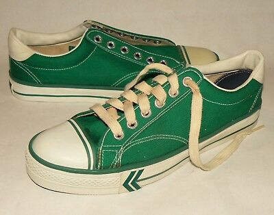 70s vtg NOS Pro Athletic Shoes Canvas Sneakers classic like chuck taylor 9