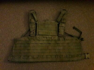 Warrior Assault Systems MOLLE Chest Rig