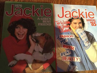 Jackie Annuals