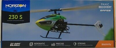Blade 230s BNF SAFE® Technology Collective Pitch Helicopter BLH1580