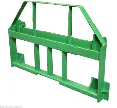 Pallet Fork Frame fits John Deere Loader Attachment - USED