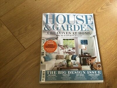 House and Garden October 2017