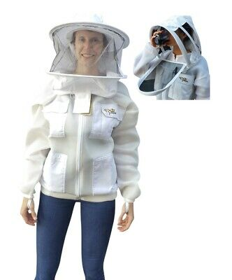 "Beekeeping Jacket  ""oz Armour"" Ventilated Double Layers Super Cool"