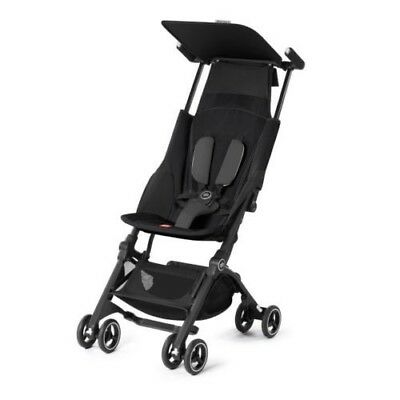 GB Pockit PLUS Light Traveler Stroller * BLACK * Europe version