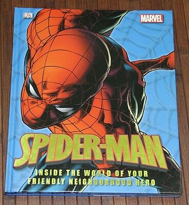 Spider-man The Ultimate Guide Hardcover First Edition 2012 Manning/Defalco